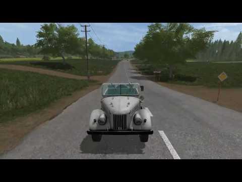 GAZ 69 v1.0