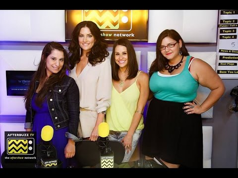"""Witches Of East End After Show W/ Mädchen Amick Season 2 Episode 2 """"The Sun Also Rises"""" 
