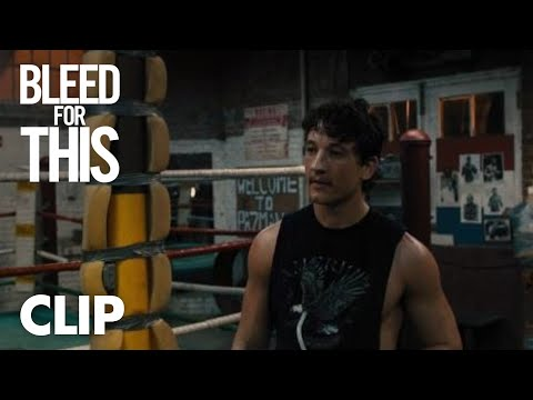 Bleed for This (Clip 'A Risk and a Gamble')