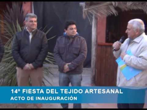LA CARPA ESTA INSTALADA A METROS DE LA CALLE TECHADA: LA FIESTA DEL TEJIDO ARTESANAL SE EXTIENDE HASTA EL 30