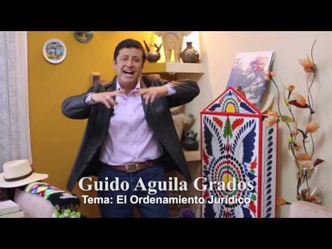 Programa 15 - El ordenamiento jurídico - Tribuna Constitucional - Guido Aguila