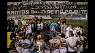 Assista os gols de Santos 2 x 0 Corinthians pela final do Campeonato Brasileiro Feminino Série A1 2017.