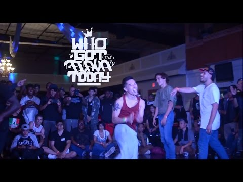 Who - http://flava.com.pl/break-free-2014/ Choose your favourite round from Break Free, then add a comment with a time, battle and name of the b-boy or b-girl. Feel like a judge, the choice is yours!...