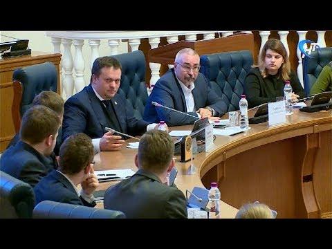 Студенты Малой Академии госуправления сегодня встретились с губернатором Андреем Никитиным