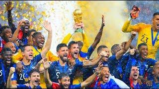 ⭐⭐ Parcours des Bleus - Coupe du Monde 2018
