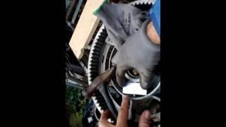 9. bmw f650 belt drive