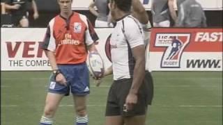 IRB Sevens Classic Matches: Fiji V South Africa, USA 2007