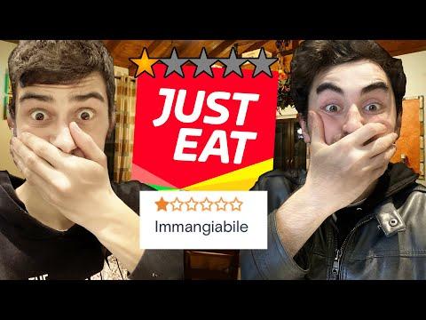 ORDINIAMO NEL PEGGIOR RISTORANTE VALUTATO DI JUST EAT! *ASSURDO*