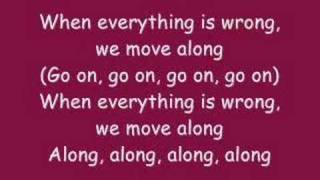 Video All American Rejects - Move Along [WITH LYRICS] MP3, 3GP, MP4, WEBM, AVI, FLV Juni 2018