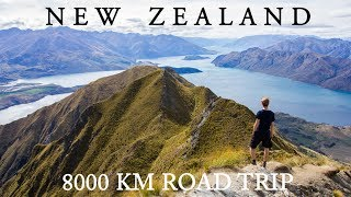 Onekaka New Zealand  City new picture : NEW ZEALAND ROAD TRIP - 8000 km - EPIC TRAVEL VIDEO - BACKPACKING