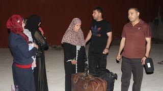 وداع حجاج بيت الله الحرام من محافظة طولكرم