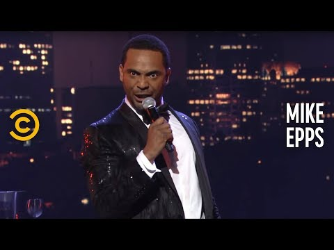 Mike Epps - Big Girls (Comedy Central)