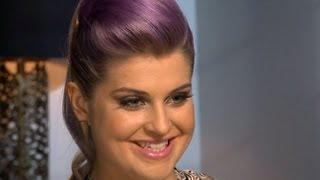 Kelly Osbourne: Mom Put Me In 'Padded Cell' To Thwart My Addiction - 'GMA' Interview 2013