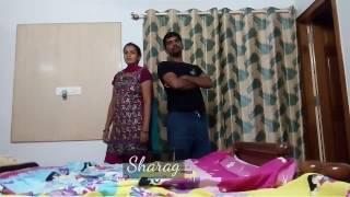 Husband wife - Kannada comedy jokes - ಗಂಡ ಹೆಂಡತಿ - ಕನ್ನಡ ಕಾಮಿಡಿ ಜೋಕ್ಸ್ - 1 minute short movie Kannada comedy , best scene husband ...