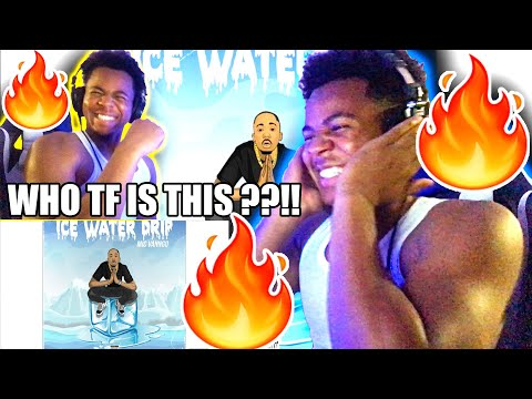 ICE TURNS INTO FIRE NOW??!!! MIC VANNGO - ICE WATER DRIP - REACTION VIDEO! (I DIDN'T EXPECT THIS!!!)