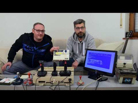 RETRO Commodore C128