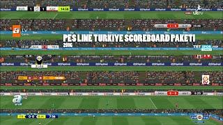 Pes 2016 scoreboard türkiye paketi ile karşınızdayım dostlarım çok kaliteli scoreboardlar yaptım umarım beğenirsiniz.Yamada türkiyede bulunan spor kanalları bulunmaktadır...Extreme ile uyumludur ve videoda kurulumda belirttim dostlarım...İndirme Linki:http://www.mediafire.com/download/4k7s7w7ljqk4pe3/PesLine+Turkiye+Scoreboard+Paketi.rarBirşey olursa facebook adresimden bana ulaşın dostlarım:https://www.facebook.com/pes.line.5?fref=tsYeni yamalarda görüşmek üzere abone olmayı unutmayın dostlarım...İyi oyunlar dilerim...