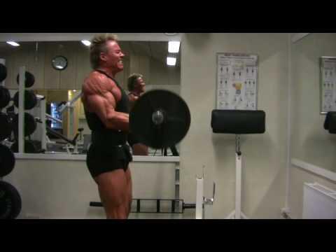 Nyt træningsprincip Power – Hypertrophy