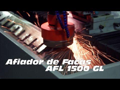 Afiador de Facas e Lâminas AFL 1500 GL