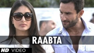 Video Raabta (Kehte Hain Khuda) Agent Vinod Full Song Video | Saif Ali Khan, Kareena Kapoor MP3, 3GP, MP4, WEBM, AVI, FLV Januari 2018