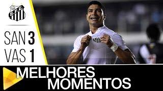 LARGAMOS NA FRENTE! Jogando em casa, na partida de ida das oitavas da Copa do Brasil 2016, o Peixe venceu o Vasco, por...