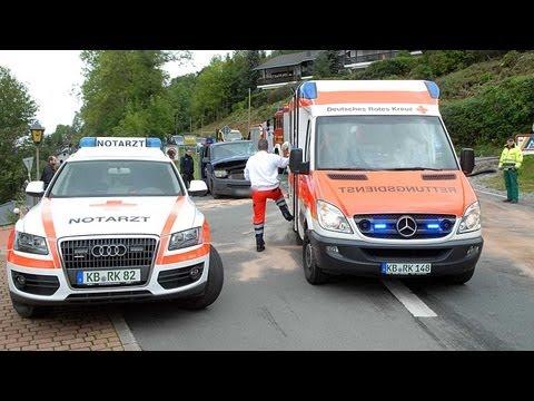 Willingen: Verkehrsunfall mit Geldtransporter