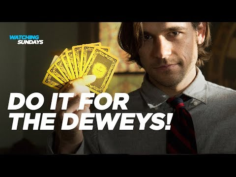 How much is a Dewey? The Magicians   S4 E3
