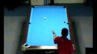 Efren Reyes (Phi) - Holder Gries (Ger) -  World 9-ball Championship 2010