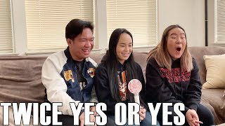 Video TWICE - Yes or Yes (Reaction Video) MP3, 3GP, MP4, WEBM, AVI, FLV Juni 2019