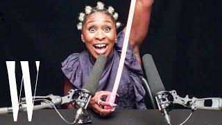 Video Cynthia Erivo Explores ASMR | W Magazine MP3, 3GP, MP4, WEBM, AVI, FLV Juni 2019