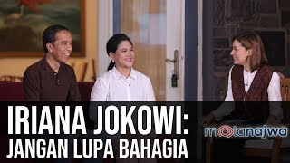 "Video Rahasia Keluarga Jokowi: Iriana Jokowi, ""Jangan Lupa Bahagia"" (Part 1) 