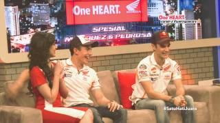 Video One Heart One Champion Marquez Pedrosa MP3, 3GP, MP4, WEBM, AVI, FLV Juni 2018