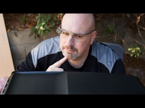 Google Glass Hands On! (ASUS M51AC $900 Desktop PC Unboxing)