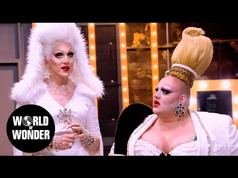 "UNTUCKED: RuPaul's Drag Race Season 9 Episode 2 ""She Done Already Done Brought It On"""