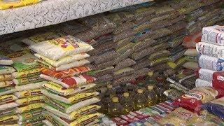 Mais de 13 toneladas de alimentos arrecadados na Grand Expo Bauru são doados a 27 entidades