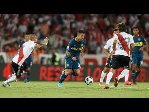 Boca Juniors 0 x 2 River Plate  ( Gols & Melhores Momentos HD COMPLETO) FINAL 14/03/18