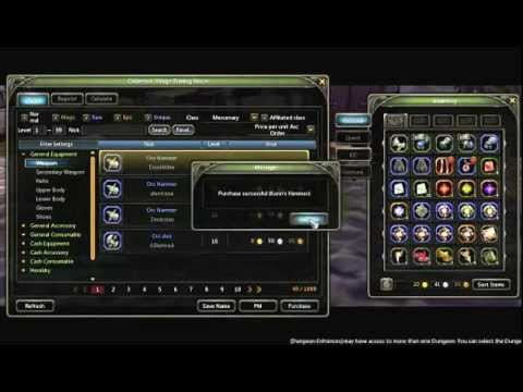 Dragon Nest Weapon Enchanting to +12 in 6 Minutes