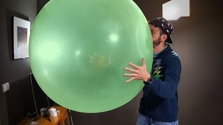 Video Wubble Bubble - Giant Bubble Chewing Gum DYI MP3, 3GP, MP4, WEBM, AVI, FLV Februari 2018