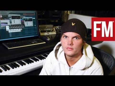 STUDIO - In Autumn 2011 Future Music headed to Stockholm to spend the day in the studio with rapidly rising house star Tim Bergling aka Avicii to see him create the b...