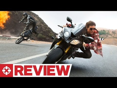 Tom Cruise's Mission: Impossible – Rogue Nation Movie review