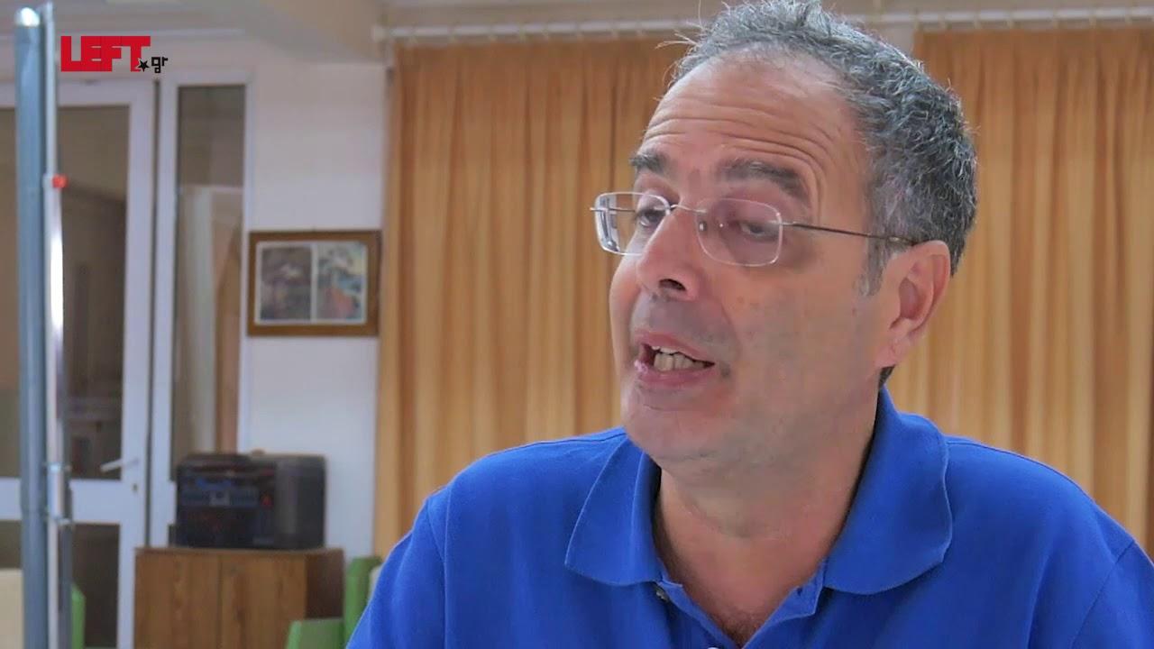 Γιώργος Σιφνιός, διευθυντής Κοινωνικής Εργασίας και Έρευνας στα Παιδικά Χωριά SOS