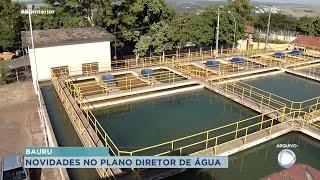 Mais uma rodada de oitivas do Plano Diretor de Águas