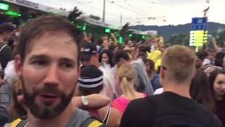 Zurich Street Parade 2017 - Swiss Hardstyle Mafia - part 1