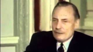 Enoch Powell - Let It Go On Until The Civil War Comes