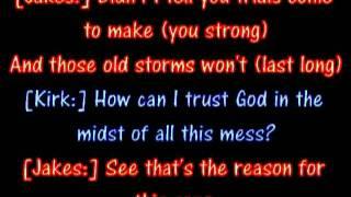 Kirk Franklin feat. TD Jakes - 911 (Lyrics)