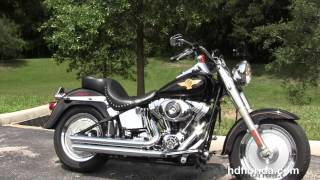 7. Used 2005 Harley Davidson Fat Boy