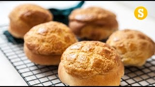 Pineapple Buns Recipe by SORTEDfood