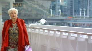 Video 88-year-old retires and lives on cruise ship MP3, 3GP, MP4, WEBM, AVI, FLV Maret 2019