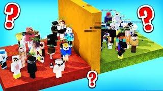WER FALSCH LIEGT ... FLIEGT! • Bankdrücken = Beinübung? (Minecraft)