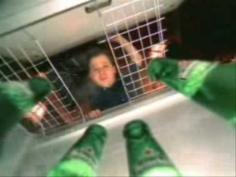 Banned Commercial - Heineken Beer